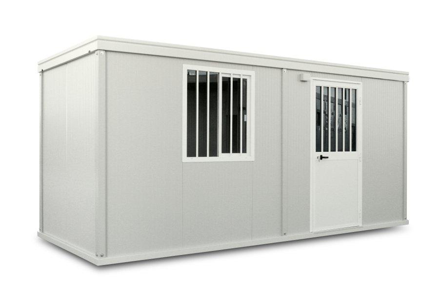 Container mit Bad und Dusche N1 5m