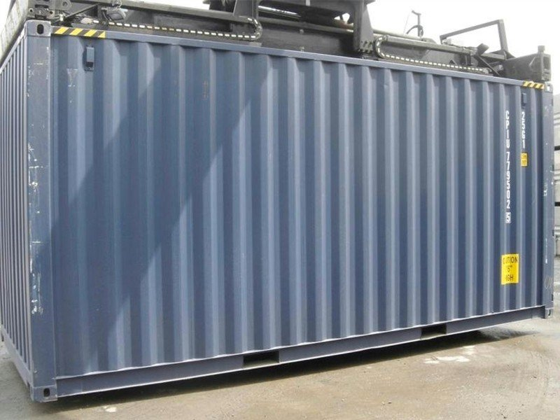 Seecontainer 20' ISO HC Neu